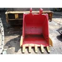 Buy cheap Hitachi Second Hand Excavator Buckets 5 Tooth / Used Backhoe Buckets from wholesalers