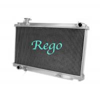 Wholesale Performance Aluminum Car Radiators for NISSAN INFINITI G35 Custom Made Aluminum Radiators from china suppliers
