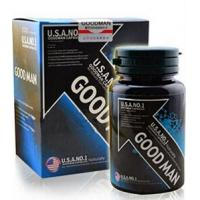 Wholesale Good Man USA No.1 Natural Male Enlargement Pills / Male Sex Pill from china suppliers