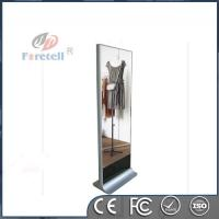 Wholesale 42 Inch Floor Standing  Mirror LCD Display Interactive Magic Mirror Andorid Windows from china suppliers