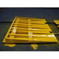 Wholesale Portable Steel Shipping Container Loading Ramp For Low Level Loading 20ft 40ft from china suppliers