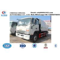 Wholesale China high quality and competitive price JAC 5m3 Compactor Garbage Truck on Sale, Customized JAC refuse garbage truck from china suppliers