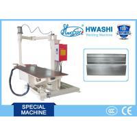 Wholesale Manual Crank-Arm Table Sheet Metal Welder from china suppliers