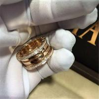 Wholesale Luxury jewe factory B.zero1  series  ring 18k white gold yellow gold rose gold diamond ring from china suppliers