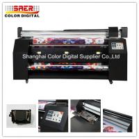 Wholesale DX7 Print Heads Digital Flag Printer 2.2m Print Width For Fabric Directly Printing from china suppliers