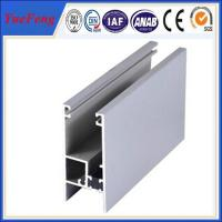 Wholesale Oxidation aluminum alloy 6061/6063 windows and doors profiles aluminum extrusion from china suppliers