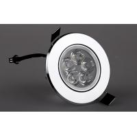 Wholesale OEM 5 W 3300K Church Led Recessed Ceiling Downlights AC 85V - 265V from china suppliers