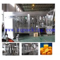 Wholesale High Quality Automatic Fruit Juice Bottle Packing Machine from china suppliers