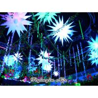 Buy cheap Hanging Inflatable Led Light with Blower for Dinner Night and Weekend Party from wholesalers