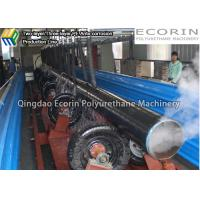 Wholesale Steel Tube Surface PE Anticorrosive Equipment / Production Line Three Layer from china suppliers
