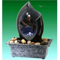 Quality Marble Color Dating Decorative Water Fountains For Home / Office for sale