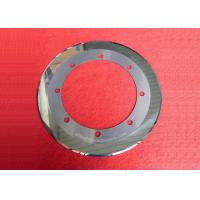 Wholesale corrugated cardboard cutting tungsten carbide round slitter knife from china suppliers