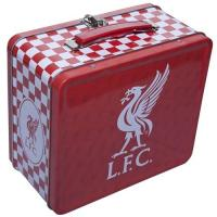 Wholesale LFC Metal Rectangle Tin Box Handled Case 4C Printed With Customer's Own Design from china suppliers