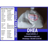Wholesale Steroid Prohormone Powder Dehydroisoandrosterone (DHEA) For Bodybuilding CAS: 53-43-0 from china suppliers