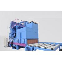 Wholesale Automatic Shot Blasting Machine for cleaning heavy welded steel structure from china suppliers