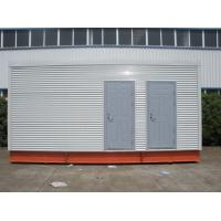 Wholesale Multi-function Steel Frame Prefab Modular Homes For Mobile Toilet / Office from china suppliers