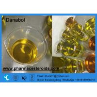 Wholesale Oral Anaboilc Anti Estrogen Steroids Dbol Danabol Dianabol for Bodybuilding CAS 72-63-9 from china suppliers