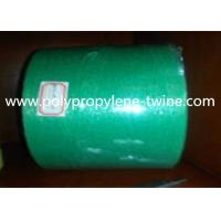 Quality 5 mm Colorful Banana Twine UV Protection and Raw Virgin Polypropylene Material for sale
