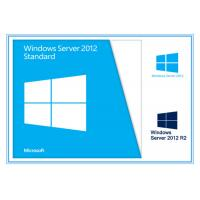 Wholesale Microsoft Windows Server 2012 Versions 64-bit OEM Server 2012 English version from china suppliers