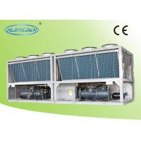 Wholesale R407C Refrigeration Air Cooled Water Chiller Unit from china suppliers