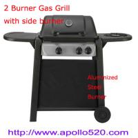 Wholesale Wholesale Gas Grill 2B+1B from china suppliers