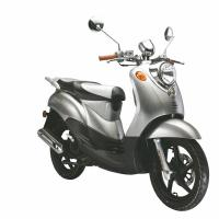 Wholesale CDI Blue Gas Powered Motor Scooters Large Turtle 125 For Short Trip from china suppliers