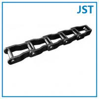 Buy cheap ISO Standard Heavy Duty Cranked Plate Steel Pintle Chain from wholesalers