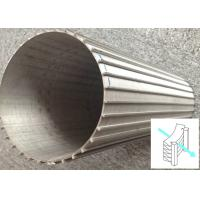Wholesale Rods Stainless Steel Wedge Wire Filter Outside Lengthways With Flow Inside Out from china suppliers