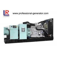 Wholesale Electrical 350 kVA Water Cooled Open Diesel Generator 280KW With Stamford Alternator from china suppliers