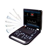 Wholesale 4D Color Doppler Ultrasound Scanner with 3.5MHz / R40 Volume Probe from china suppliers