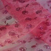 Wholesale Best-selling Silver Glitters On Mesh And Lace Fabric/glitter tulle from china suppliers