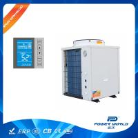 High Temperature Air Source Heat Pump For Home Comfort With Air Conditioning And Space Heating