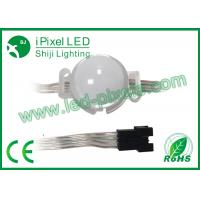 Wholesale New Item 30mm ucs1903ic 3leds Milky White Cover Addressable LED Pixel light from china suppliers