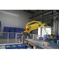 Wholesale Fully Automatic Robotic Bag Palletizing Line With Ball Screw from china suppliers