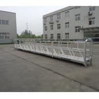 Wholesale ZLP800 Aluminum suspended platform for building cleaning from china suppliers