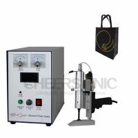 Wholesale HSC500 Portable Ultrasonic Non Woven Bag Sealing Machine With Fast Speed from china suppliers