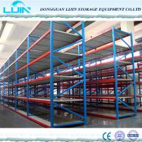 Wholesale Multi - Level Industrial Storage Rack Cold Roller Steel 1000 - 2500mm Length from china suppliers