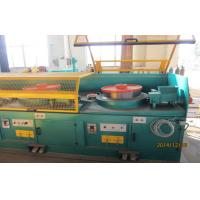 Wholesale High Effiency Abrasive Belt Grinding Machine For Lamp Post Polishing 1100mm / Min Speed from china suppliers