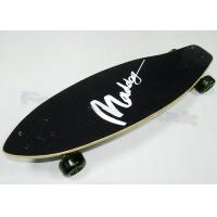 Wholesale Black Cool China Maple Wood Skateboards for Kids / Children Skateboarding Decks from china suppliers