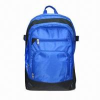 Wholesale Sport Backpack, Bottom Section with PVC Coating Outer, Can be Better Waterproof and Paded from china suppliers