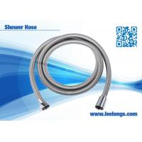 Wholesale 1.5 m Spring Anti-twisting Spring Flexible Shower Hose with Brass Nuts from china suppliers