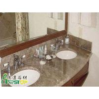 Wholesale Grey Series Bathroom Vanity Tops from china suppliers