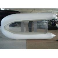 Wholesale 4 Person Transparent Inflatable Boat / Kayak / Canoe All Colors 154cm Width from china suppliers