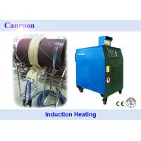 Wholesale 3 Phase Induction Heat Treating Equipment Pipe / Plate Weld Uniform Preheating PWHT from china suppliers