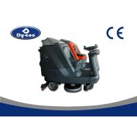 Wholesale 20 Inch Brush Ride On Floor Scrubber Dryer Machine 150 Litre Solution Tank from china suppliers