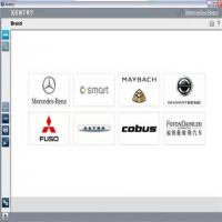 Wholesale C3 / C4 Software Mercedes Benz Star Diagnostic Tools For Dell D630 from china suppliers