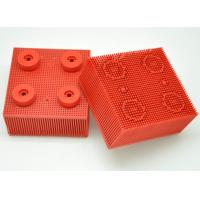 Wholesale Propack Thin Nylon Bristle Vector 5000 Red Round Foot Block PN 130297 from china suppliers