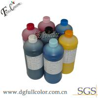 Wholesale Waterproof Refillable canon image prograf 720 wide format printer pigment ink from china suppliers