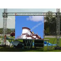 Wholesale Aluminum Cabinet Led Stage Backdrop Screen For Public Events 8Kg from china suppliers