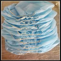 Quality Eco-friendly PP Non Woven Disposable Non Slip Shoe Cover for Processing Industry 36gsm XXL,cheap price for sale